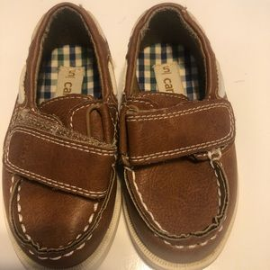 Boy moccasins Shoes